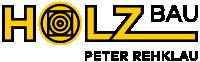 Holzbau Peter Rehklau Logo