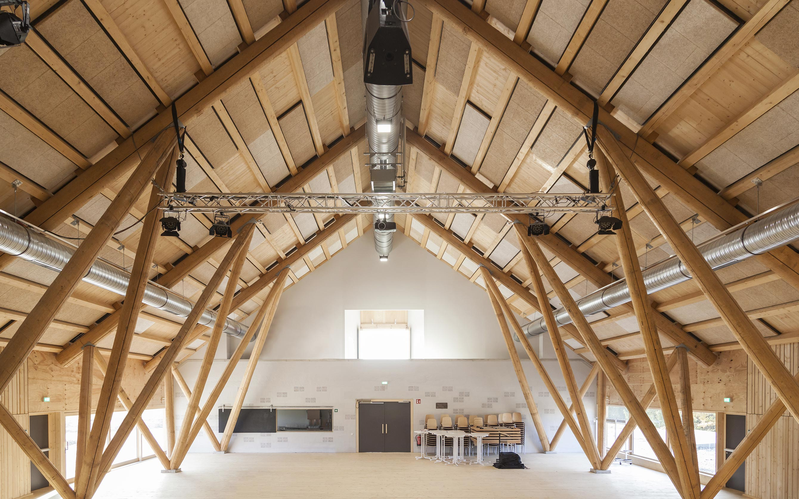 Ingenieurholzbau HoSchMi-Stadel