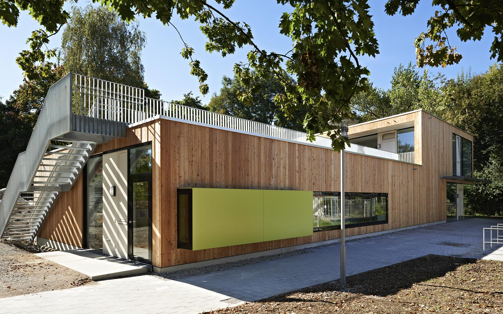 Kindergarten Flohkiste, Garching