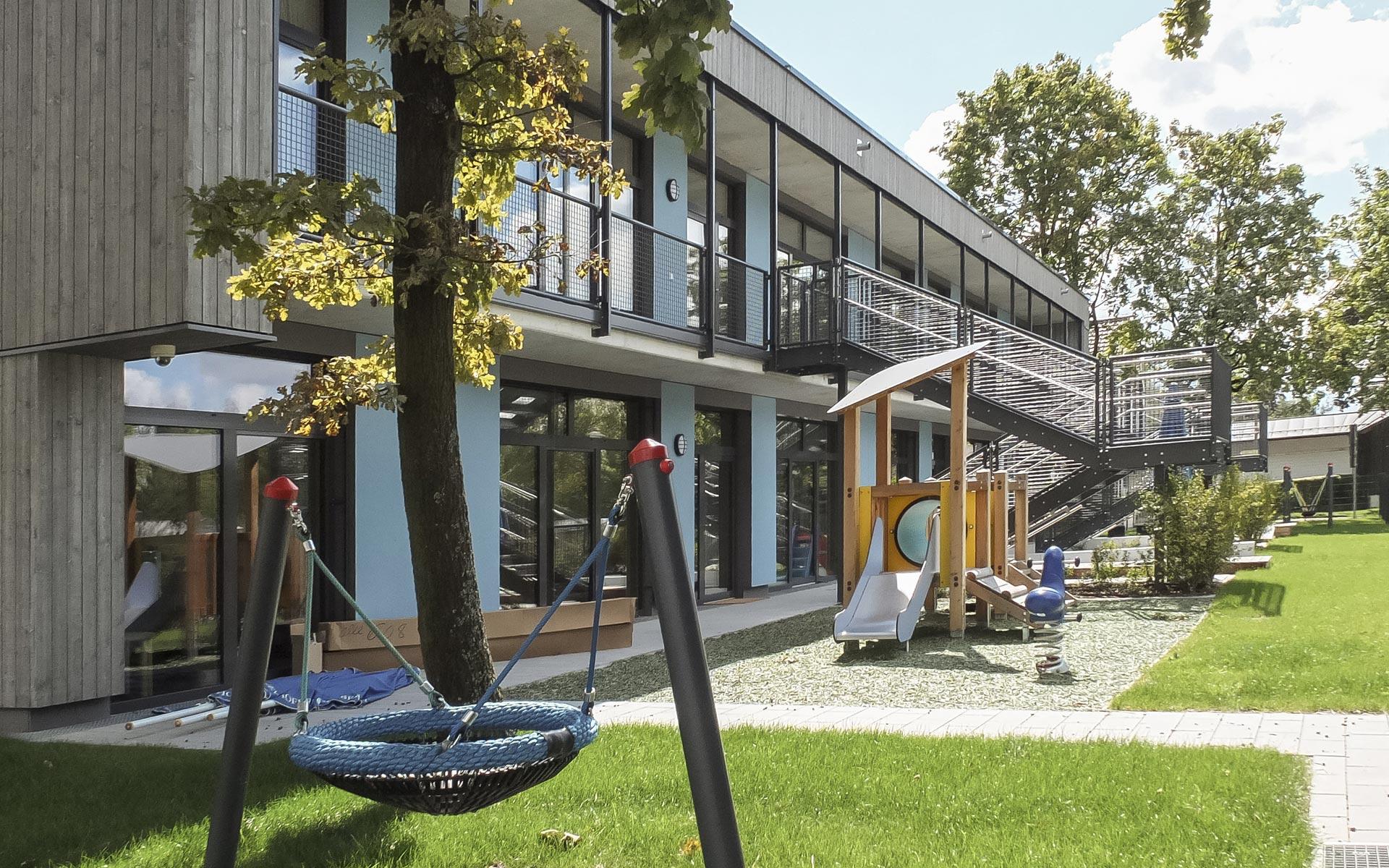 Kinderkrippe Oberschleißheim