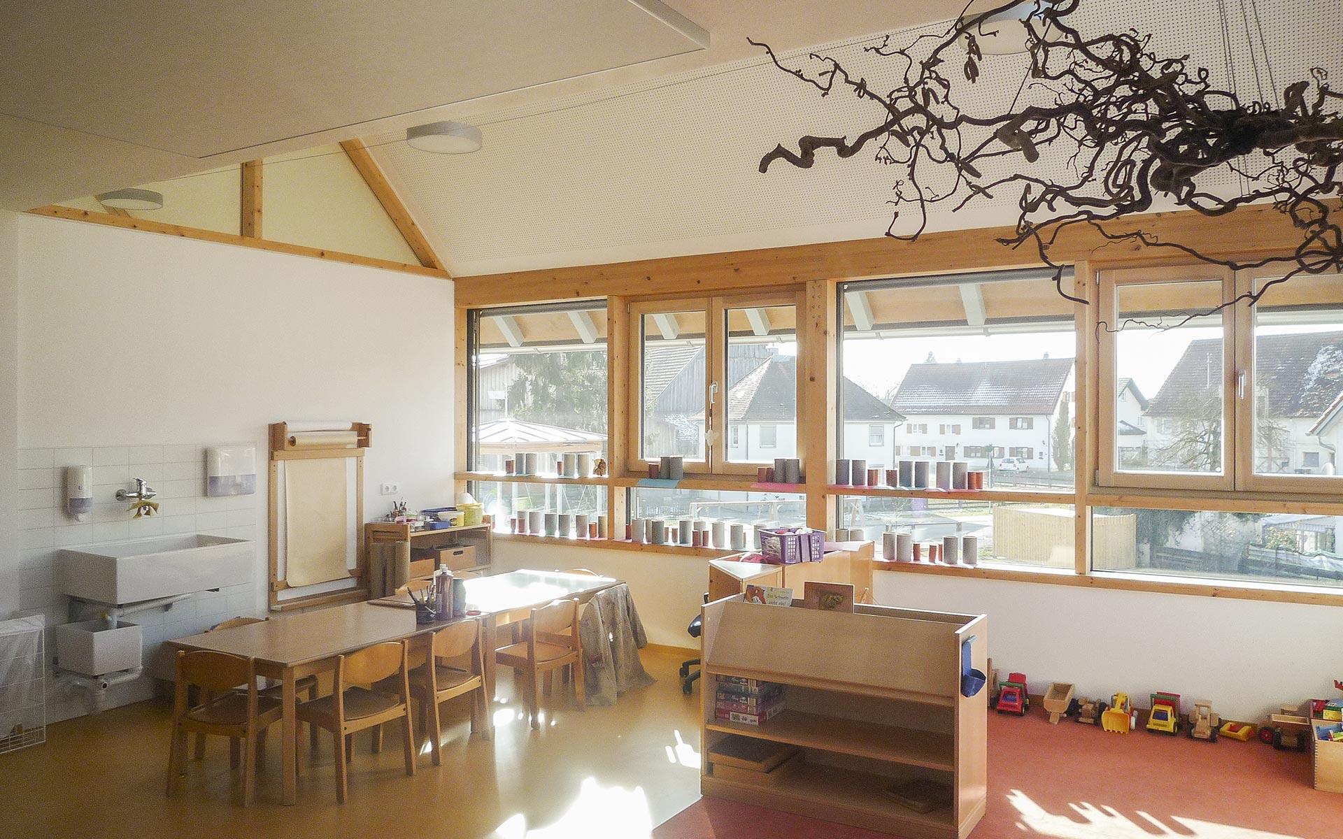 Kindergarten Heimertingen
