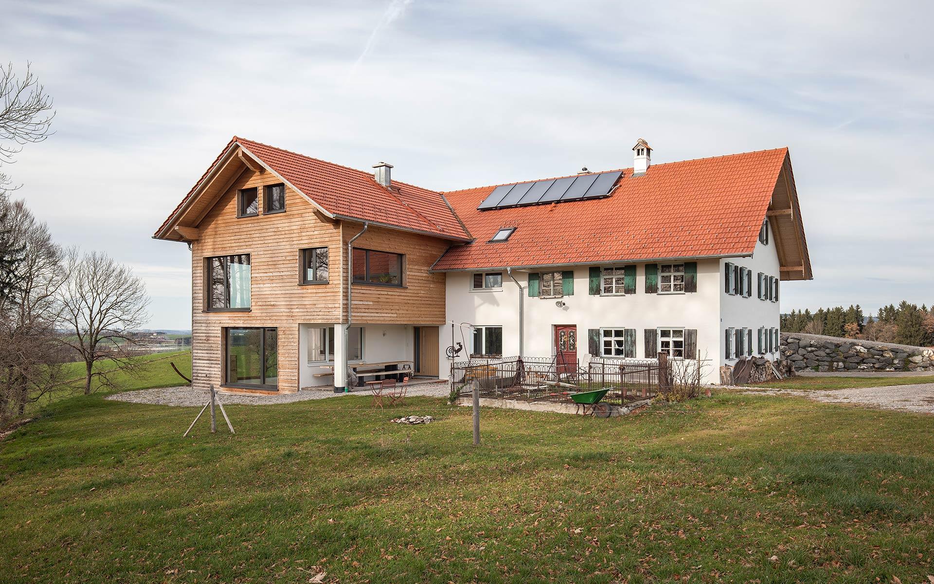 Syno R Massivholzhaus